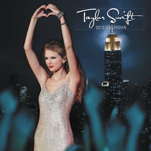 9781421682167: Taylor Swift 2012 Faces Wall Calendar