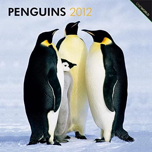 9781421686882: Penguins 2012 Square 12X12 Wall Calendar (Multilingual Edition)