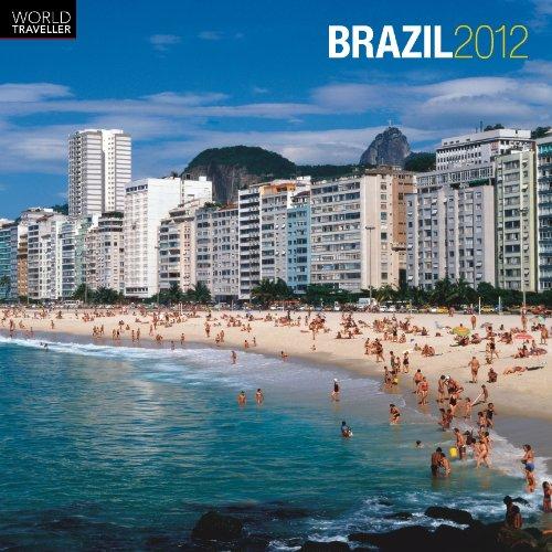 9781421688510: Brazil 2012 Square 12x12 Wall Calendar