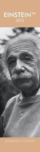 9781421689302: Einstein 2012 Bookmark Calendar
