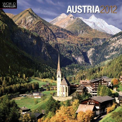 9781421689395: Austria 2012 Square 12x12 Wall Calendar