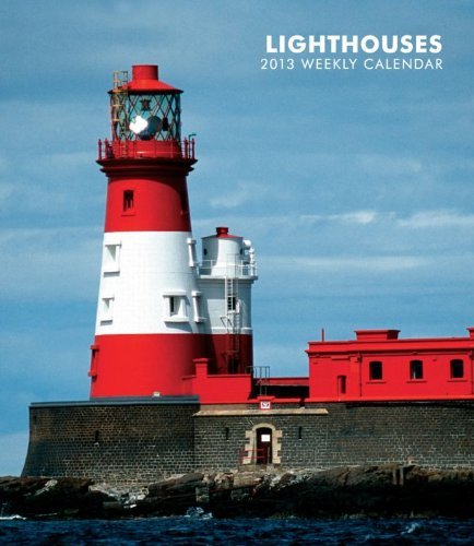9781421694696: Lighthouses 2013 Hardcover Weekly Engagement (Multilingual Edition)