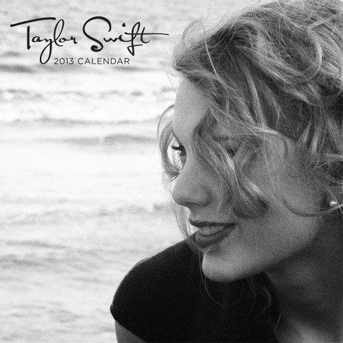 9781421695747: Taylor Swift Faces 2013 Calendar