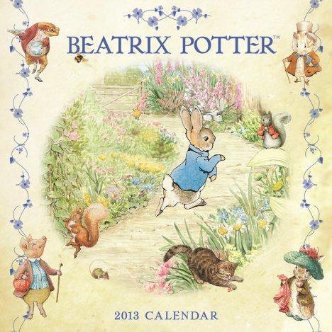 9781421699394: Beatrix Potter 2013 Calendar