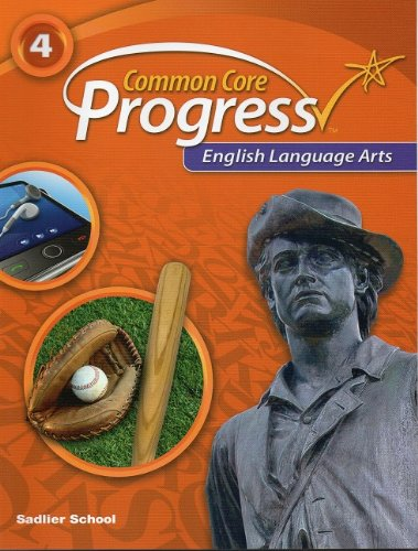 9781421730547: Progress English Language Arts ©2014 Student Edition Grade 4