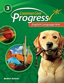 9781421730639: Common Core Progress English Language Arts - Grade 3: Teacher's Edition