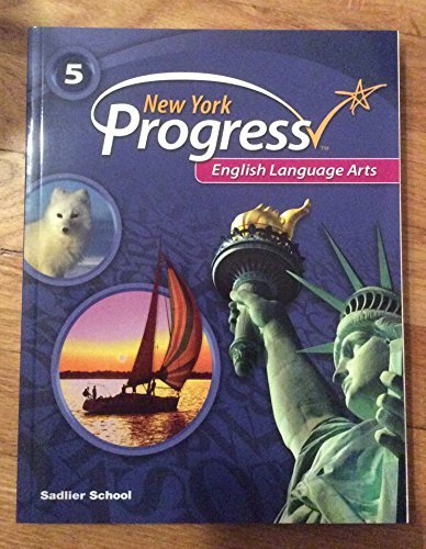 9781421732558: New York Progress English Language Arts 5