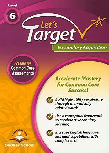 SADL 15 LETS TARGET VOCABULARY ACQUISITION 6(P)