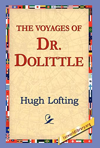 The Voyages of Doctor Dolittle (1421800489) by Hugh Lofting