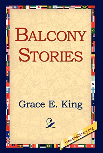9781421803463: Balcony Stories