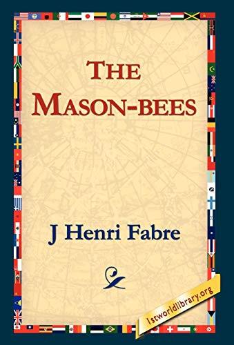 9781421803579: The Mason-Bees