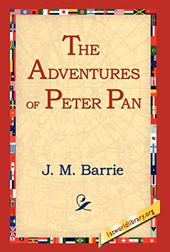 9781421806365: The Adventures of Peter Pan