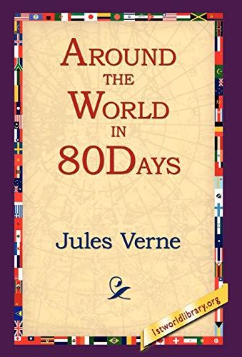 9781421806426: Around the World in 80 Days