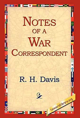 9781421806655: Notes of a War Correspondent