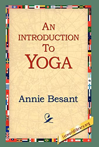 9781421807003: An Introduction to Yoga