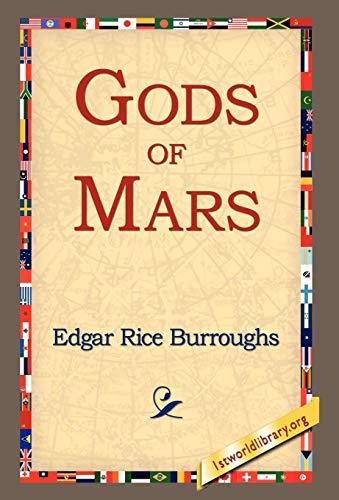 9781421807096: Gods of Mars