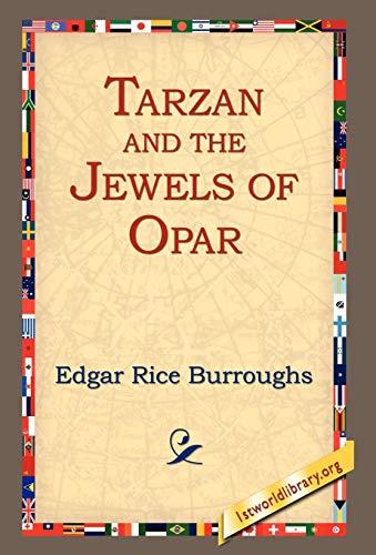 9781421807102: Tarzan and the Jewels of Opar