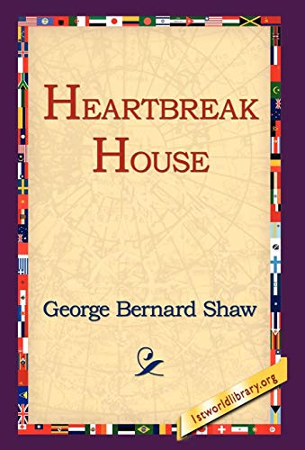 Heartbreak House (1421807432) by George Bernard Shaw