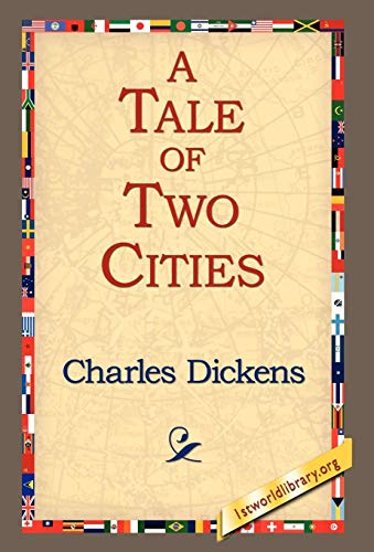 A Tale of Two Cities (1421808196) by Dickens, Charles