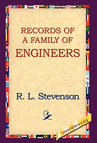 Records of a Family of Engineers: R. L. Stevenson
