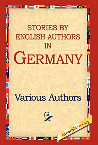 9781421808796: Stories by English Authors in Germany