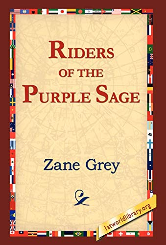9781421808840: The Riders of the Purple Sage