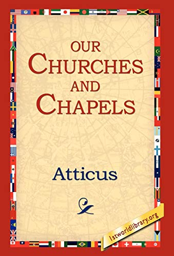 9781421809106: Our Churches and Chapels