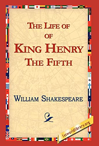 9781421813103: The Life of King Henry the Fifth