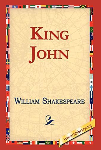 9781421813158: King John