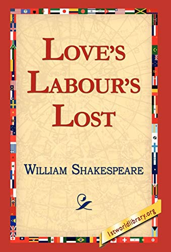 9781421813189: Love's Labour's Lost