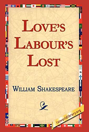 9781421813189: Love's Labour's Lost