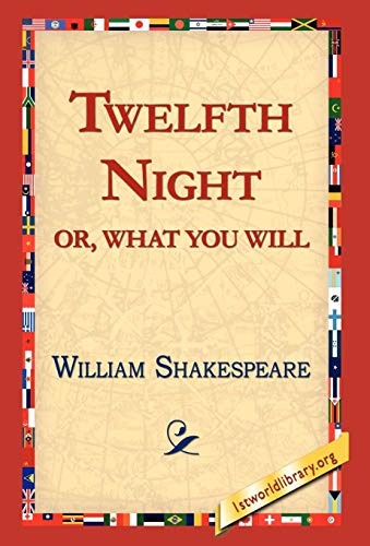 9781421813349: Twelfth Night; Or, What You Will
