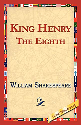 9781421813523: King Henry the Eighth