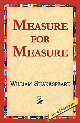 9781421813585: Measure for Measure