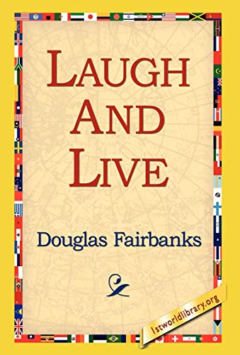 9781421814186: Laugh and Live