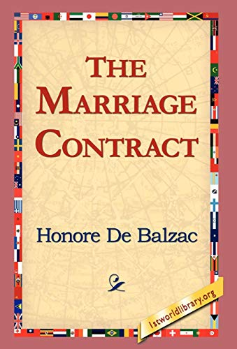 9781421814506: The Marriage Contract