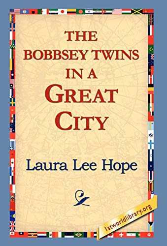 9781421814827: The Bobbsey Twins in a Great City