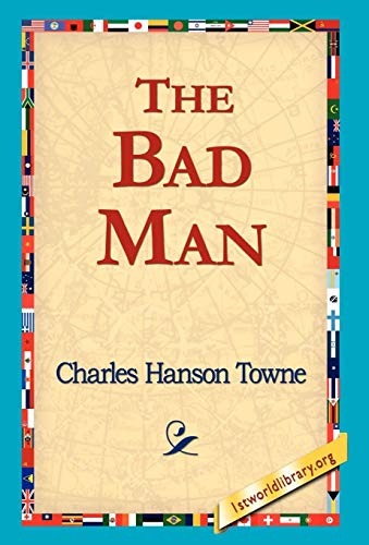 9781421817217: The Bad Man