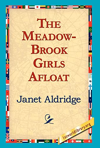 9781421817668: The Meadow-Brook Girls Afloat