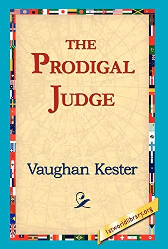 9781421818139: The Prodigal Judge