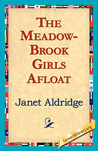 9781421818665: The Meadow-Brook Girls Afloat