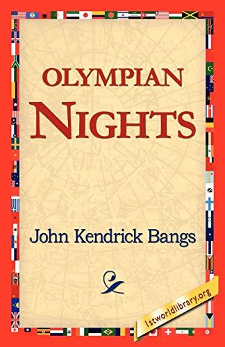 9781421818689: Olympian Nights
