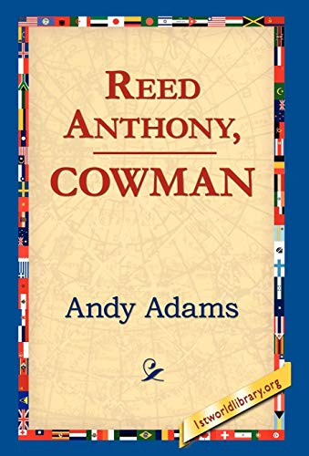 9781421820194: Reed Anthony, Cowman