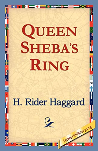 9781421821320: Queen Sheba's Ring