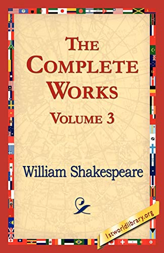 9781421822105: The Complete Works Volume 3