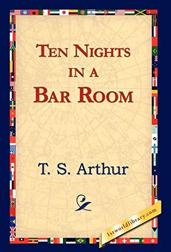 9781421823522: Ten Nights in a Bar Room