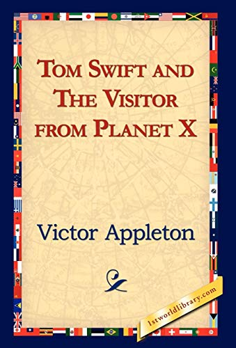 9781421823607: Tom Swift and the Visitor from Planet X