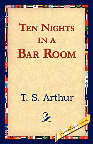 9781421824529: Ten Nights in a Bar Room