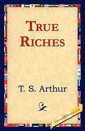 9781421824550: True Riches