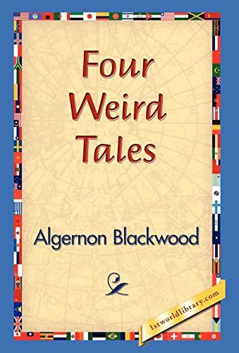9781421829159: Four Weird Tales